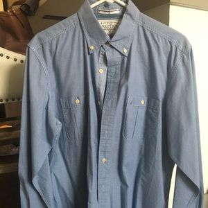 Nautica men's dress shirt